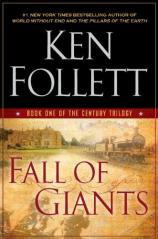 Fall of giants book club questions